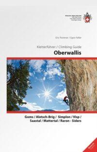 Kletterführer Oberwallis SAC